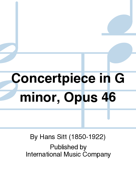Concertpiece in G minor, Opus 46