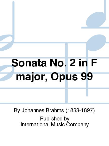 Sonata No. 2 in F major, Opus 99