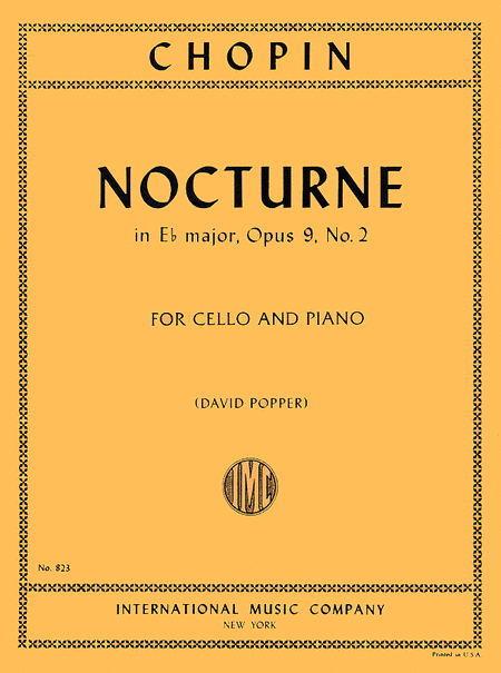 Nocturne in E flat major, Op. 9 No. 2