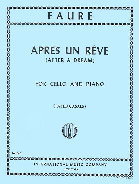 Apres un Reve (After a Dream)