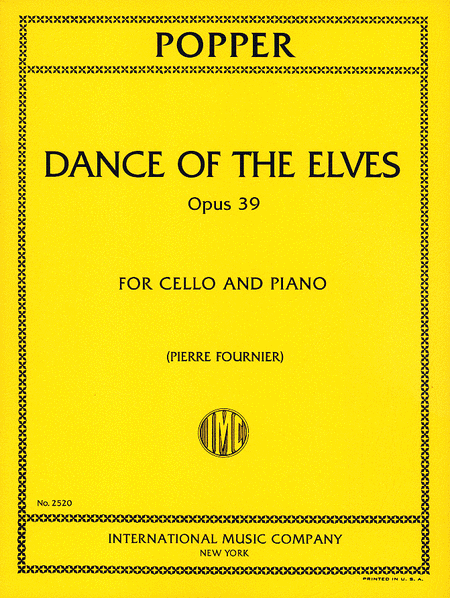 Dance of the Elves, Op. 39