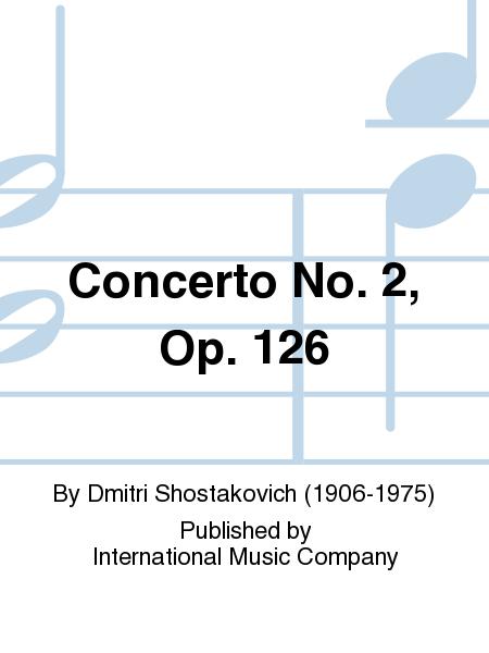 Concerto No. 2, Op. 126
