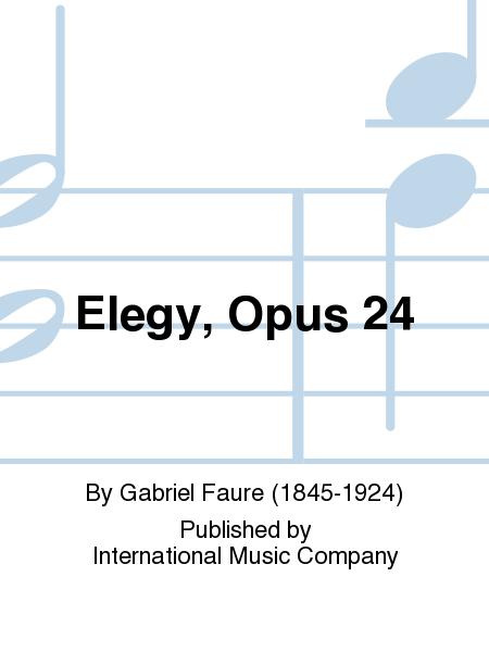 Elegy, Opus 24