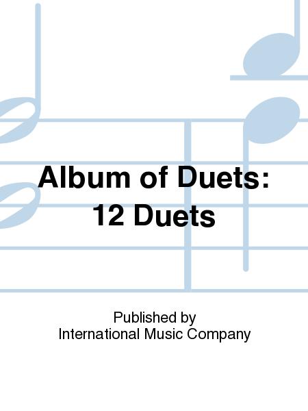 Album of Duets: 12 Duets
