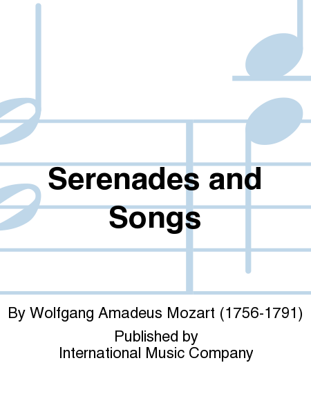 Serenades and Songs
