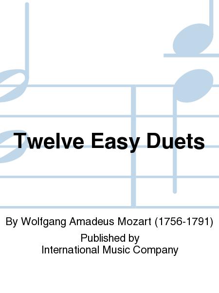 Twelve Easy Duets