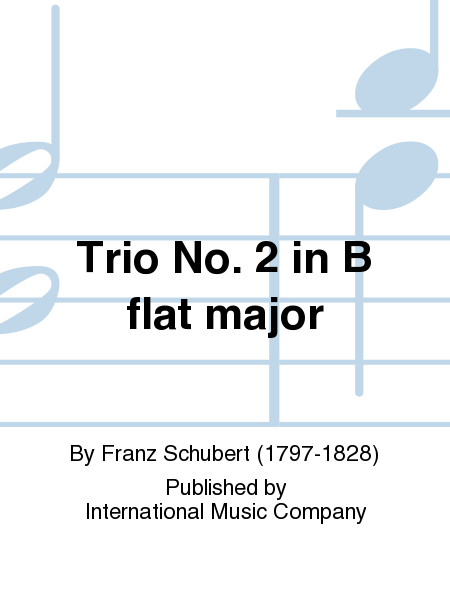 Trio No. 2 in B flat major