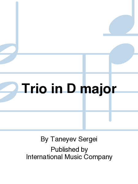 Trio in D major