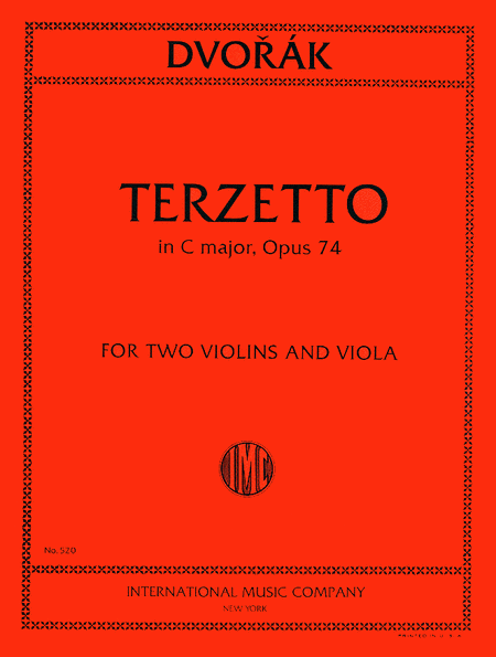 Terzetto in C major, Opus 74