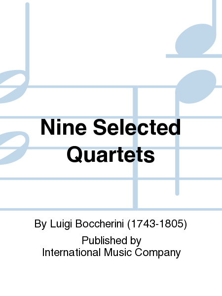 Nine Selected Quartets