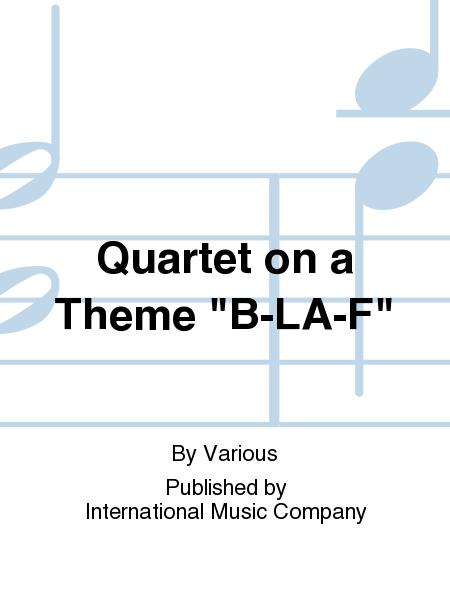 Quartet on a Theme