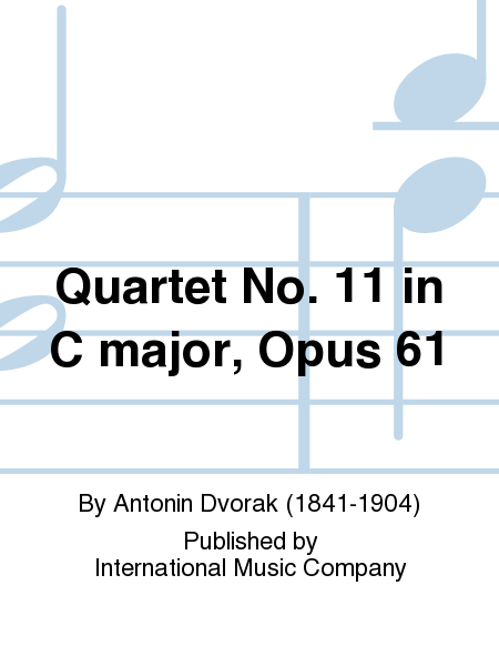 Quartet No. 11 in C major, Opus 61