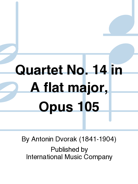 Quartet No. 14 in A flat major, Opus 105