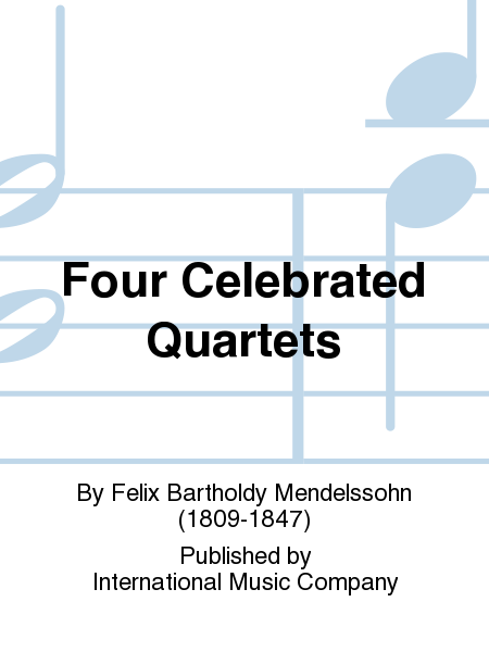 Four Celebrated Quartets