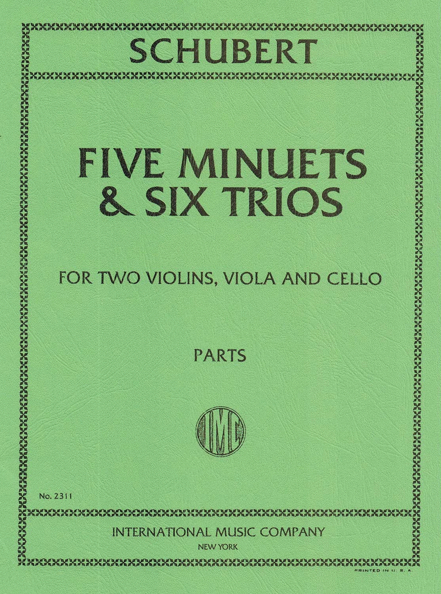 Five Minuets & Six Trios