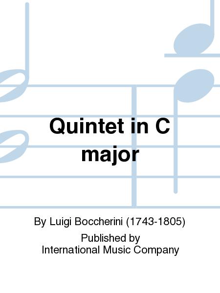 Quintet in C major