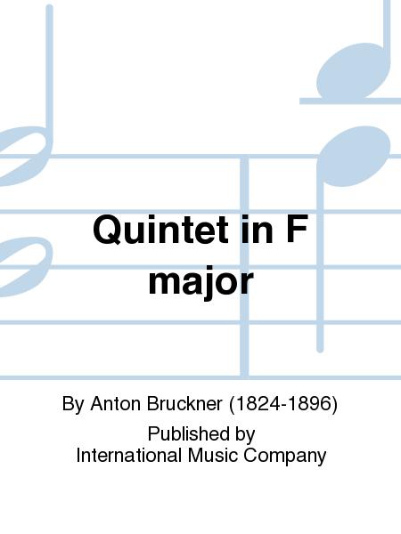 Quintet in F major