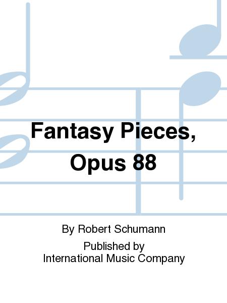 Fantasy Pieces, Opus 88