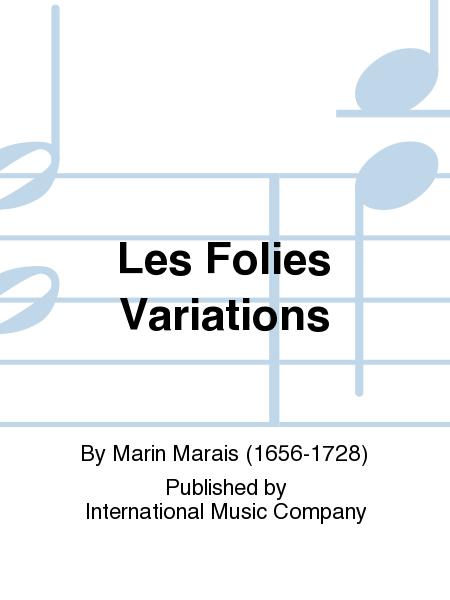 Les Folies Variations