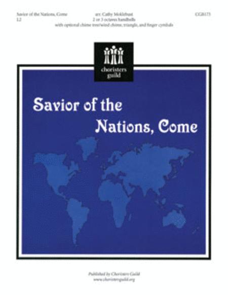 Savior of the Nations Come