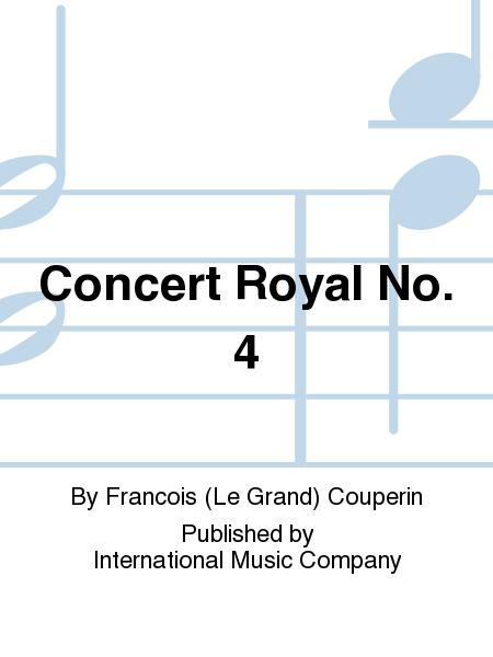 Concert Royal No. 4