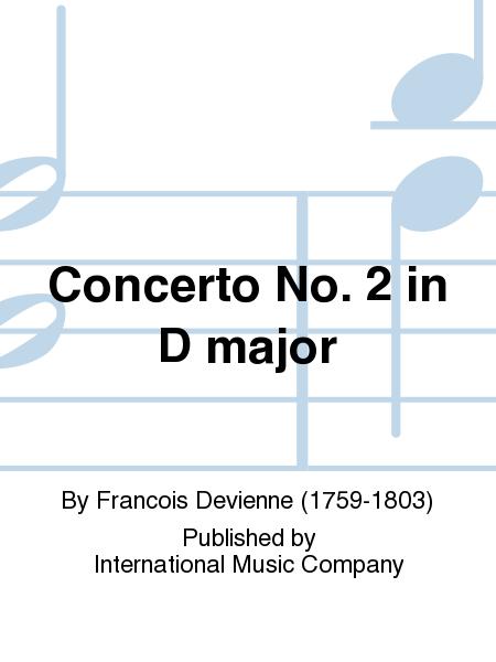 Concerto No. 2 in D major