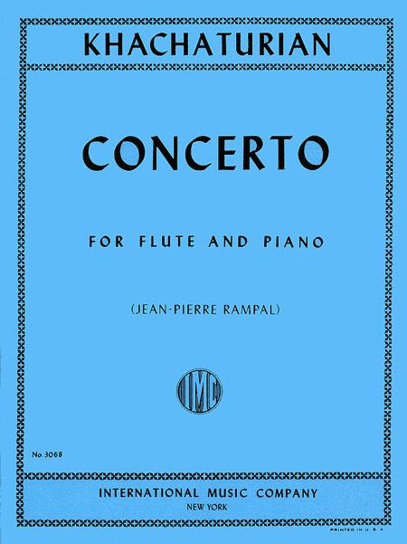 Concerto (originally for Violin)