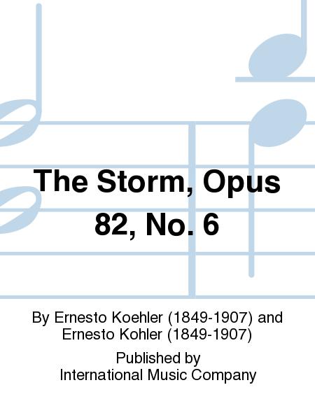 The Storm, Opus 82, No. 6