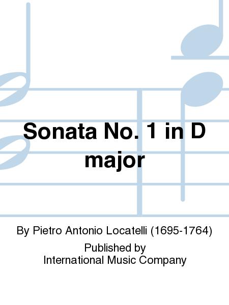 Sonata No. 1 in D major