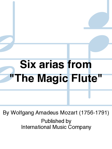Six arias from