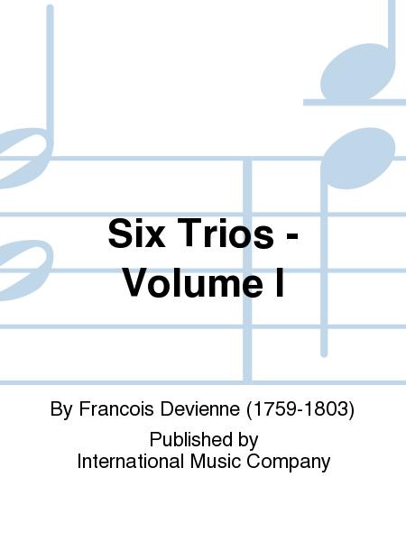 Six Trios - Volume I