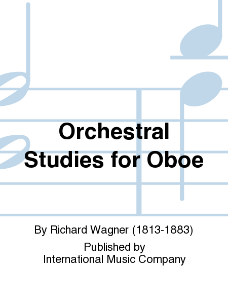 Orchestral Studies for Oboe