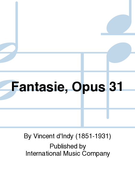 Fantasie, Opus 31