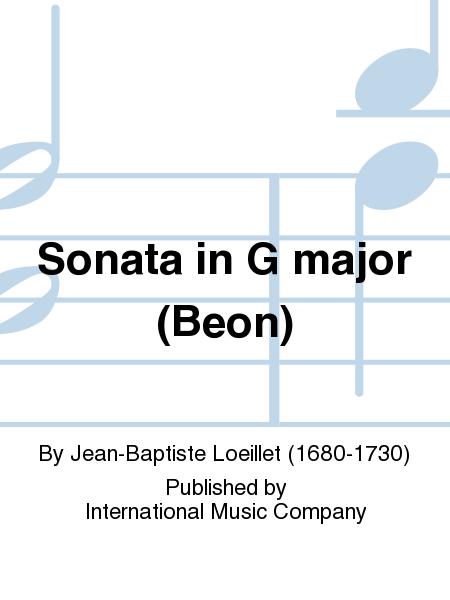 Sonata in G major (Beon)