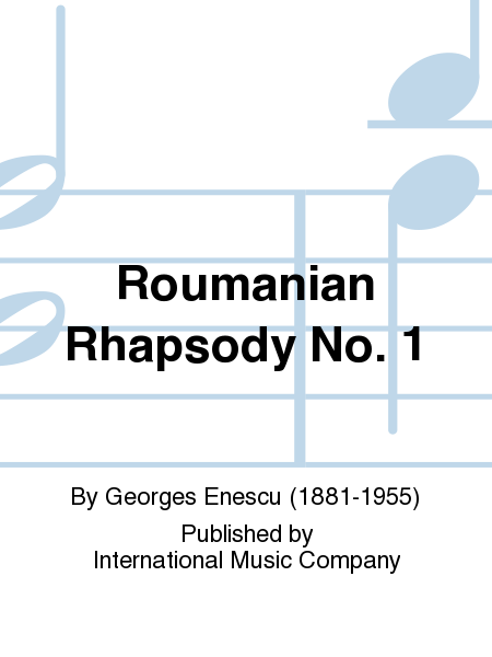 Roumanian Rhapsody No. 1