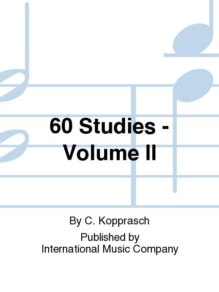 60 Studies - Volume II