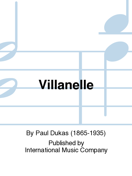 Villanelle