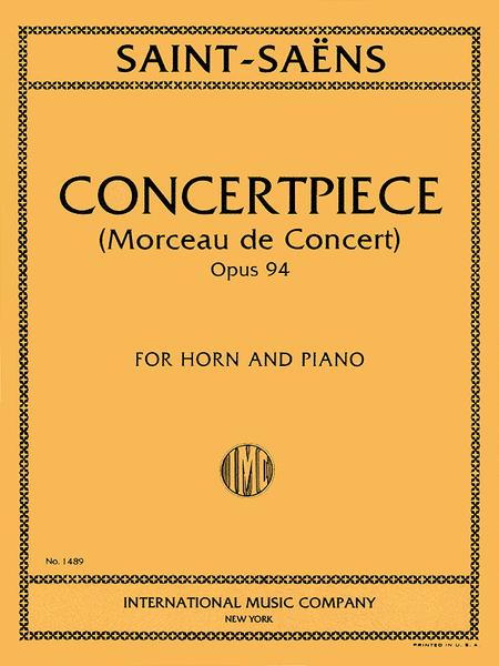 Concertpiece, Opus 94