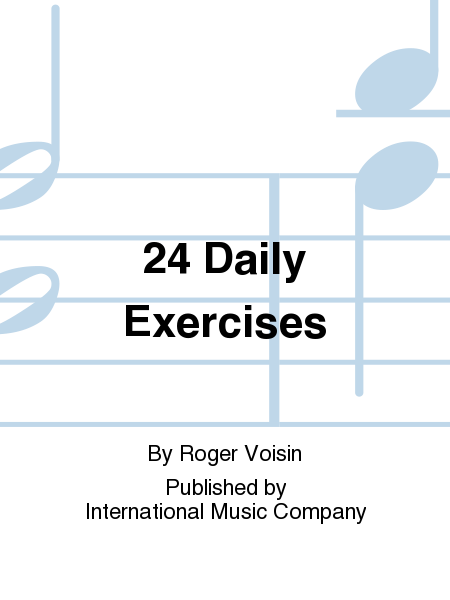 24 Daily Exercises