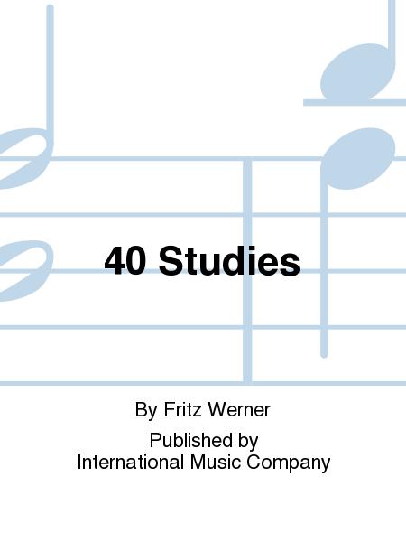 40 Studies
