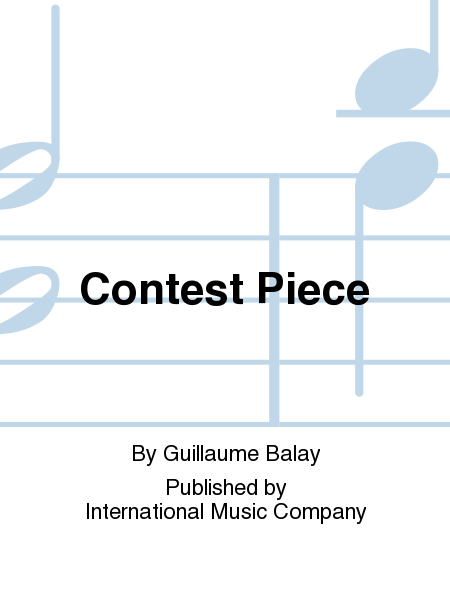 Contest Piece
