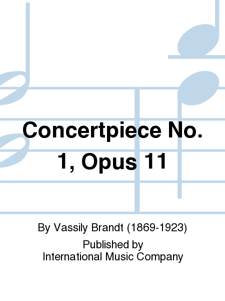 Concertpiece No. 1, Opus 11