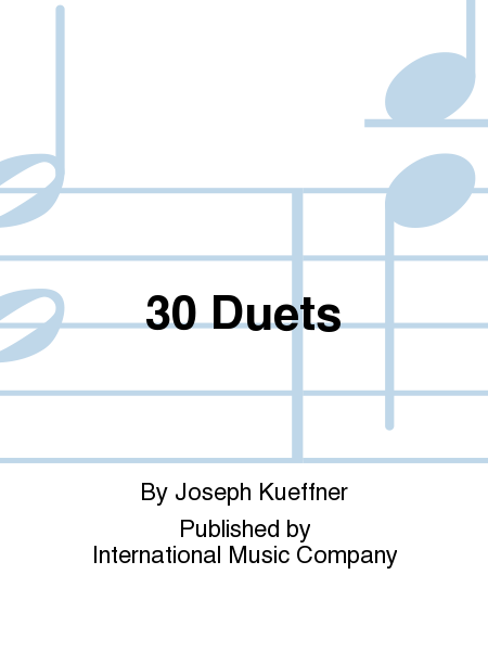 30 Duets