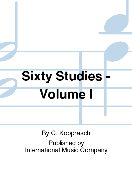 Sixty Studies - Volume I