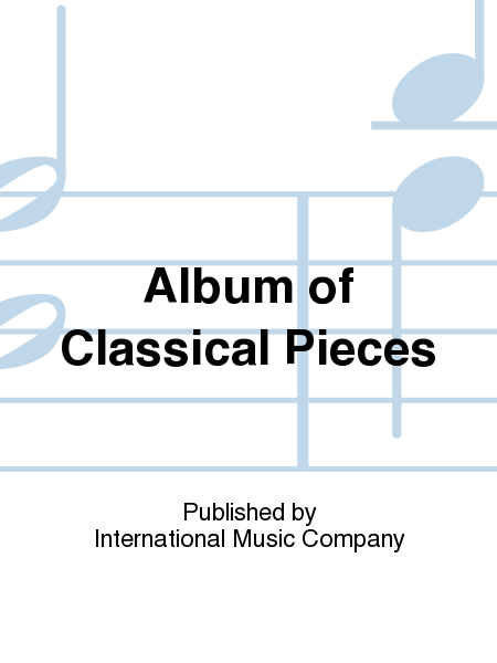 Album of Classical Pieces