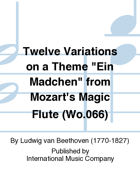 Twelve Variations on a Theme
