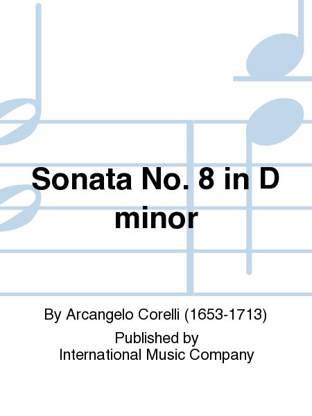 Sonata No. 8 in D minor