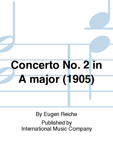 Concerto No. 2 in A major (1905)