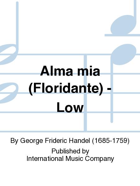 Alma mia (Floridante) - Low