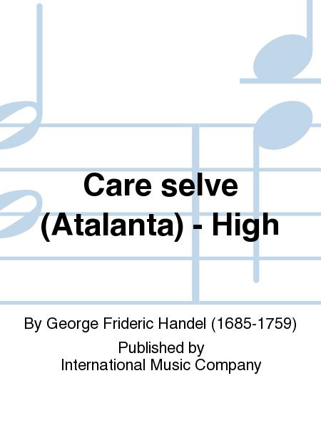 Care selve (Atalanta) - High